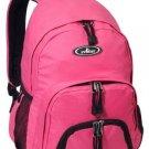 Everest Luggage Sporty Backpack, Rasberry, Medium