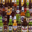 Beers Of The World Poster 36 X 12in