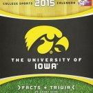 Iowa Hawkeyes 2015 Calendar            (Calendar)