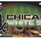 Chicago White Sox MLB High Definition License Plate