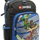 LEGO Ninjago Team Charge Heritage Classic Children's Backpack, Blue