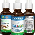 Pain Relief For Dogs, Natural Pain Killers For Dogs, Lifetime Warranty! 30ml No