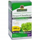 Natures Answer Brocco-Glutathione - 60 Vegetarian Capsules