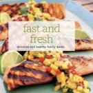Fast And Fresh (Love Food)            (Paperback)