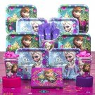 48 Pack - Frozen Birthday Theme Party Supply Pack For 16 Guests