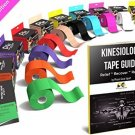 Physix Gear Sport Kinesiology Tape 2 X 16.5' Pro (Pink) Single
