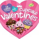 Peaceable Kingdom / Valentine Heart Pack Cupcake Cards and Stickers