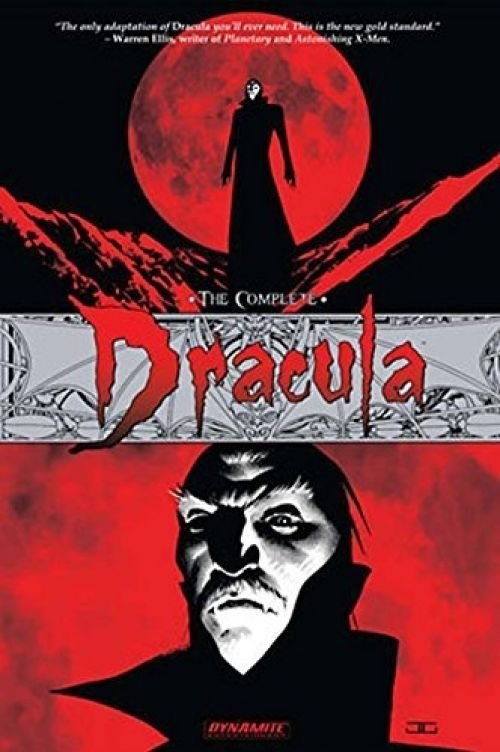 The Complete Dracula            (Hardcover)