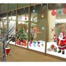 UfingoDecor XLarge Merry Christmas Removable Stickers/ Wall Murals