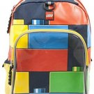 LEGO Brick Stack Cycle-Pet Heritage Classic Children's Backpack, Blue