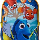 Disney Little Boys Finding Dory Backpack With Lunch Kit, Blue, One Size