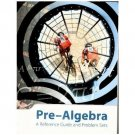 Algebra 1 A Reference Guide and Problem Sets