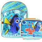 Finding Dory Just Keep Swimming Backpack and Detachable Lunchbox Set (Exclusive)
