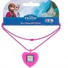 Disney Frozen Elsa Interchangeable Kid's Charm Necklace