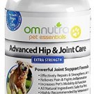 Advanced Hip Joint Formula Pet Supplement For Dogs Cats W/ Glucosamine MSM 3 C