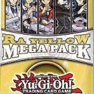 Yugioh RA Yellow Mega Pack Sealed Booster Pack