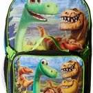 Disney Little Boys Good Dino Backpack With Lunch, Blue, One Size