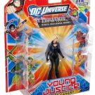 DC Universe Young Justice Black Canary Figure