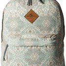 O'Neill Junior's Shoreline Canvas Printed Backpack,áSage,One Size