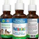 Dog Stress Relief, Safe and Natural Calm Dog Relaxant Spray, Lifetime Warranty!