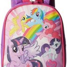 My Little Pony Little Girls Sparkle Time Backpack, Purple, One Size