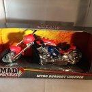 Mad Machines Nitro Burnout Chopper by Toystate