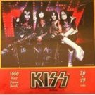 KISS In Makeup 1000 Piece Jugsaw Puzzle (1997) Sunsout