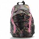 JanSport Wasabi Backpack, Pink Pansy Muted Safari