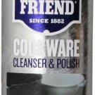 Bar Keepers Friend COOKWARE Cleanser And Polish Powder 12 Ounce Each Can 2 Pack