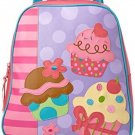 Stephen Joseph Little Girls' Go Go Bag, Cupcake, One Size