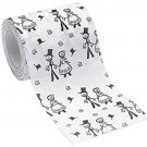 OTC - Wedding Bride and Groom Print Toilet Paper , 1-1/4 In (1-Pack)