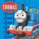 Amscan Cool Thomas The Tank Engine Birthday Party Beverage Napkins (16 Piece),