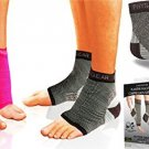 Plantar Fasciitis Compression Sleeves - Heel Spurs Pain Relief Arch Support