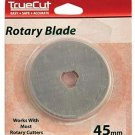 Grace Company TrueCut Rotary Cutter Replacement Blades, 45mm, 1-Pack