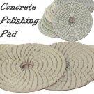 4 STADEA Concrete Diamond Polishing Pad Grit 100 For Concrete Polishing Sanding