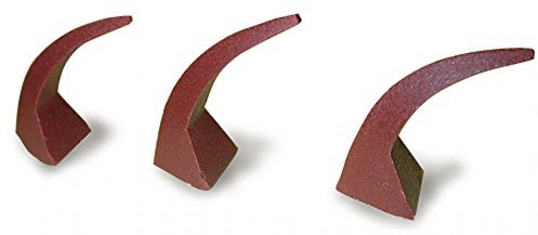 Self-Supporting Pyrometric Cones For Monitoring Ceramic Kiln Firings-SSB 011 25