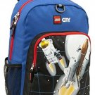 LEGO City Space Blast Offheritage Classic Children's Backpack, Blue