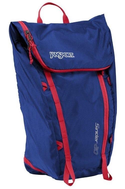 "JanSport Sinder 20 Backpack - Blue Streak / 18.3""H x 11.4""W x 5.9""D"