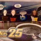 Pez, Star Trek : The Next Generation Collector's Set, 8 Characters (Exclusive)