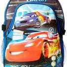 Disney Boys' Cars Deluxe Backpack With Lunch Kit, Multi, One Size