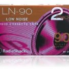 2 Pack 90 Minute Audio Cassette Tapes