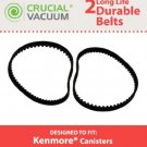 High Quality Long Life Durable Vacuum Belt 2 PK Designed To Fit Kenmore CB-1 #