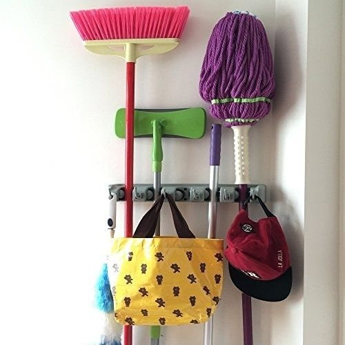 Champ Grip«. The Strongest Grippers« Mop Broom Holder Found Only On Amazon 5