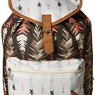 Roxy Junior's Driftwood Backpack, Ethnic Loving Print, One Size