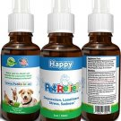 Rescue For Dogs Pet Relief, Rescue Remedy For Dogs, 100% Natural, Lifetime 30ml