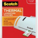Scotch Thermal Laminating Pouches, 2.3 X 3.7-Inches, 20-Pack (TP5851-20)