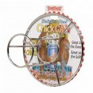 Barbour 0880CS Bayou Classic Chickcan Rack For Beer Can Chicken