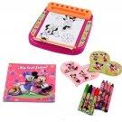 Disney Minnie Mouse Bowtique Roller and Go Portable Activity Desk