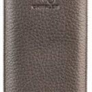 Camalen COrbit-GF Genuine Leather Case  iPhone 5 Carrying Case - Retail - Gray