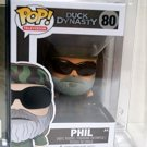 Duck Dynasty 80 PHIL Pop! Television Vinyl Figure and Talk The Talk With The